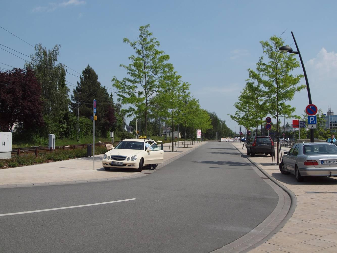 Парковка на обьектах озеленения